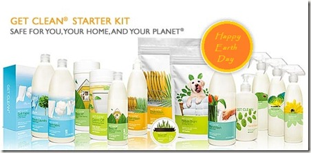 get clean kit Earth Day