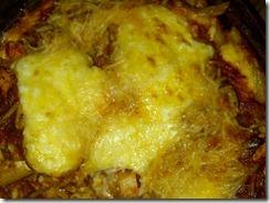 Healthier Chicken Lasagna