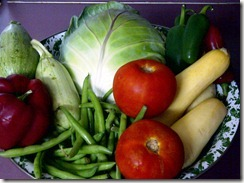 Healthy Local Vegetables for Healthy Diet