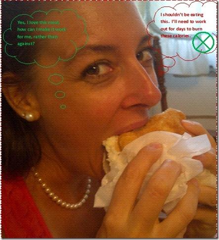 Healthy Choices Jumbo Burger