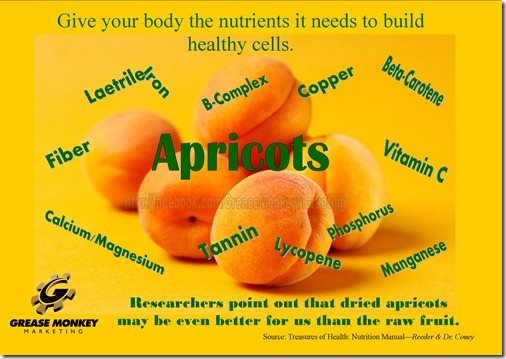 Healthy Apricots