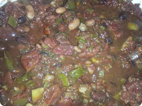 Veggie Chili-HealthyGreaseMonkey