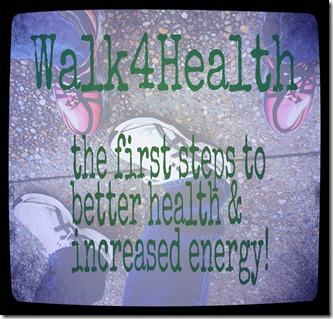 Walk4Health Logo