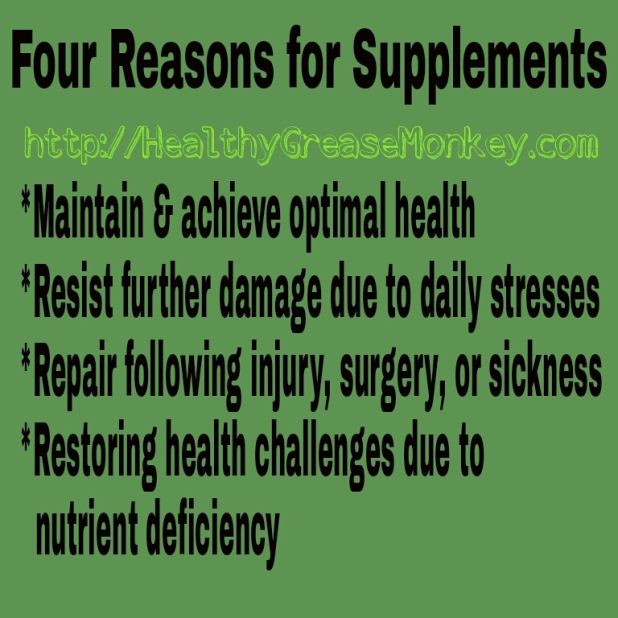 4 Reasons 2 supplement
