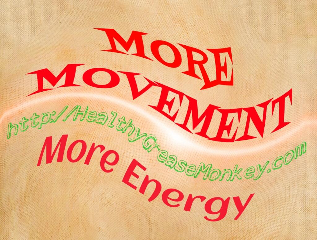 More Movement